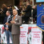 """Il """"lavoro"""" e il ruolo """"sociale"""" del Conservatorio Rossini del Cavaliere Giorgio Girelli"""