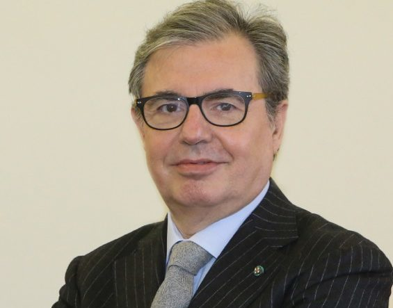 Saluto del Cav. Prefetto Bruno Frattasi