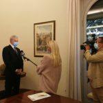 """Conferenza """"Stato dell'arte delle due pandemie: Tumori e Covid-19"""" Roma, 14 ottobre 2020"""