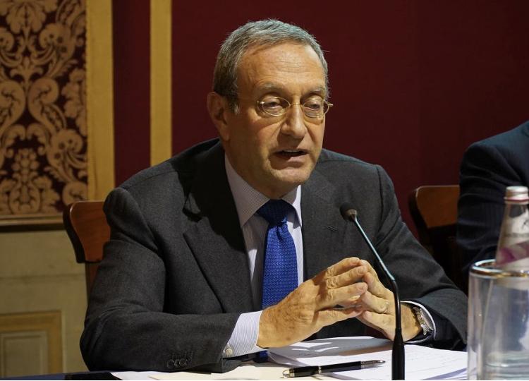 Profondo cordoglio per la scomparsa di Antonio Catricalà