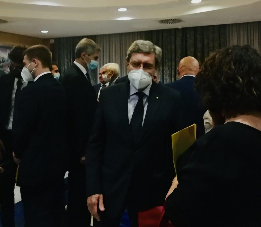 Assemblea dei Soci 2021: approvato il Bilancio 2020. Il Ministro Giovannini interviene sul PNRR